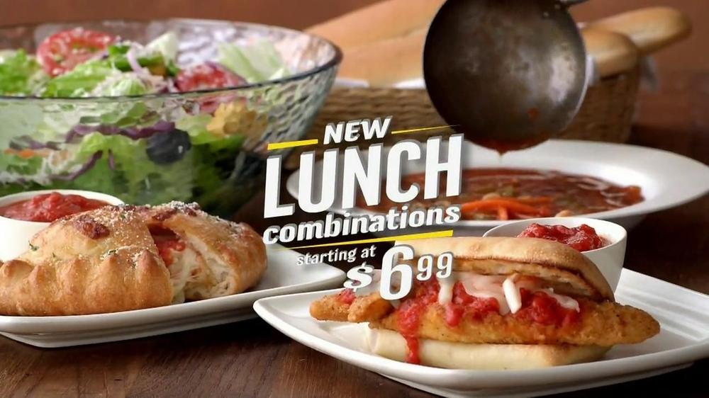 Olive Garden Lunch Menu Markus Ansara