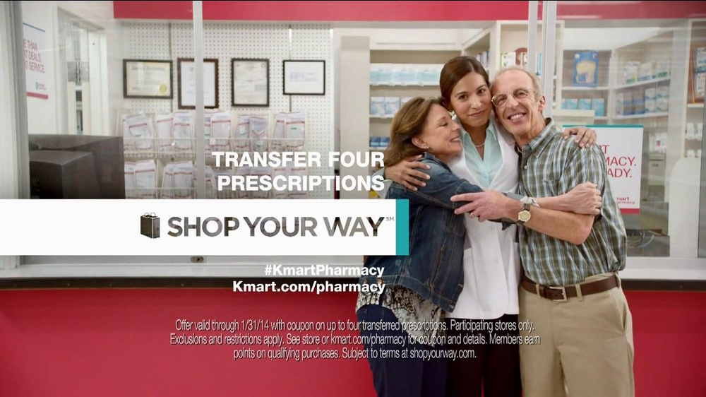Kmart Pharmacy TV Spot, 'Surprise' - Screenshot 10