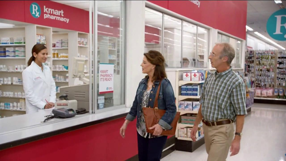 Kmart Pharmacy TV Spot, 'Surprise' - Screenshot 2