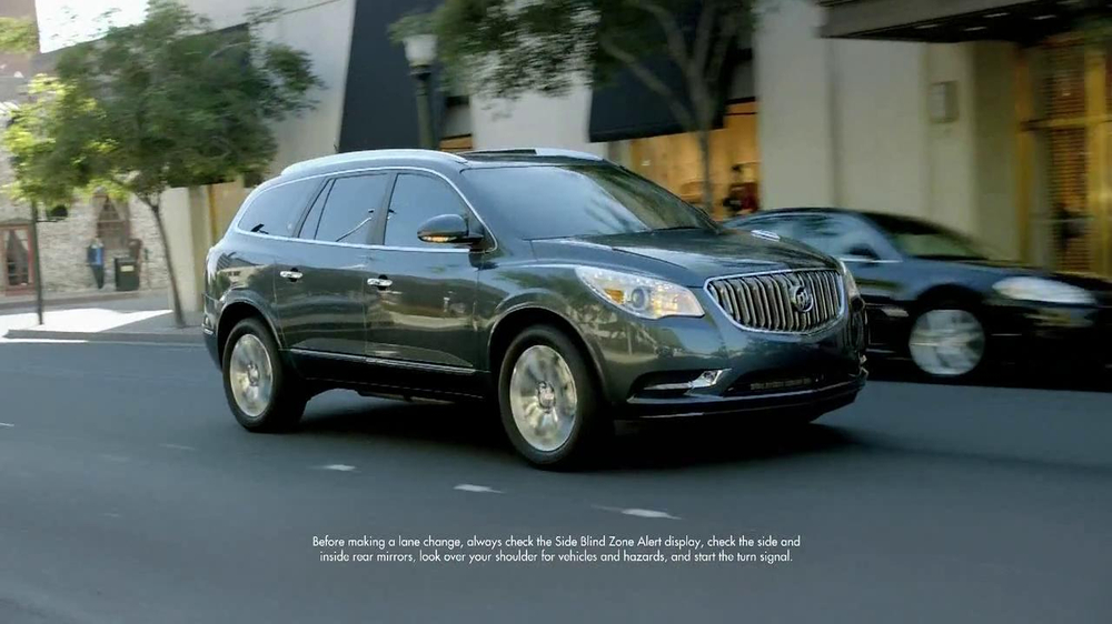 who is the actress buick enclave commercial autos post. Cars Review. Best American Auto & Cars Review