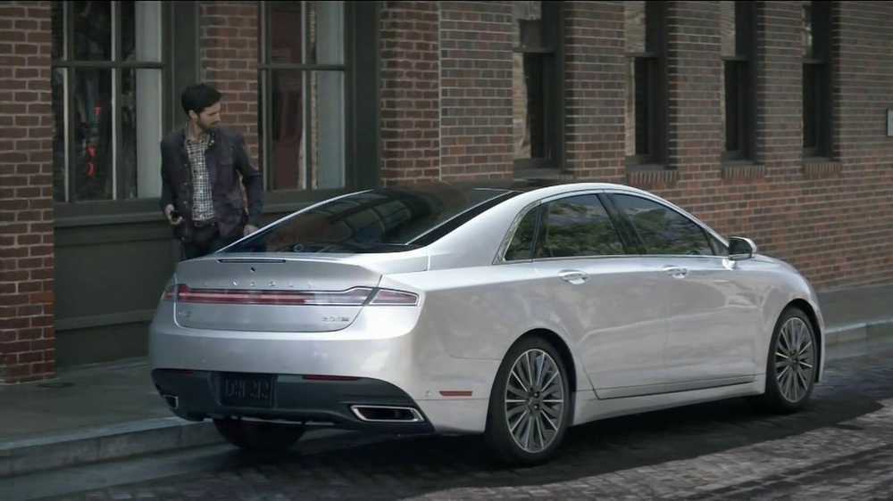 Lincoln MKZ TV Spot, 'Lincoln Concierge' - Screenshot 6
