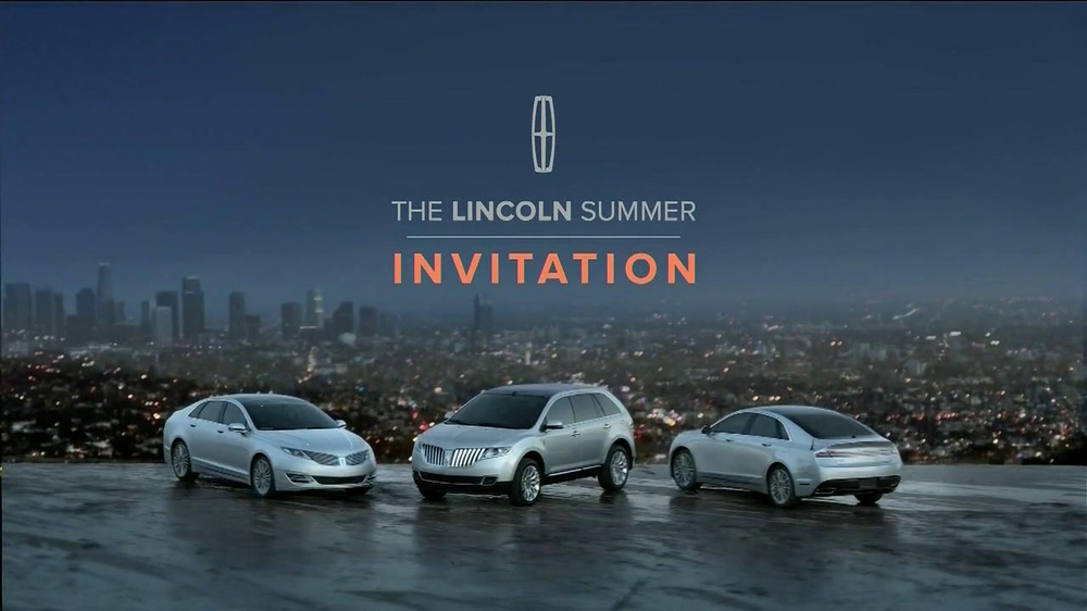 Lincoln MKZ TV Spot, 'Lincoln Concierge' - Screenshot 9