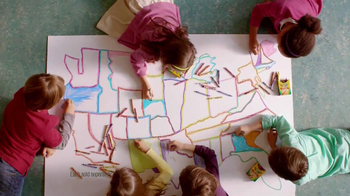 Crayola TV Spot 'First Day of School'