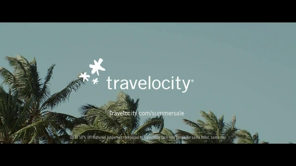 Travelocity Summer Sale TV Spot, 'Closer Than it Appears' - Screenshot 4