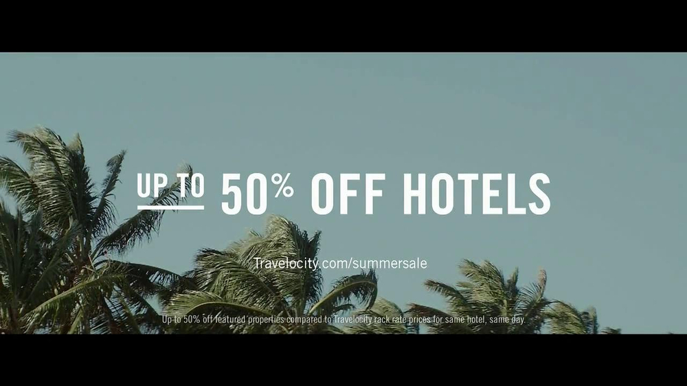 Travelocity Summer Sale TV Spot, 'Closer Than it Appears' - Screenshot 3