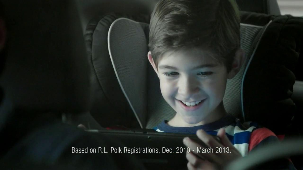 2013 Chevrolet Volt TV Spot, 'Backup Power' - Screenshot 7