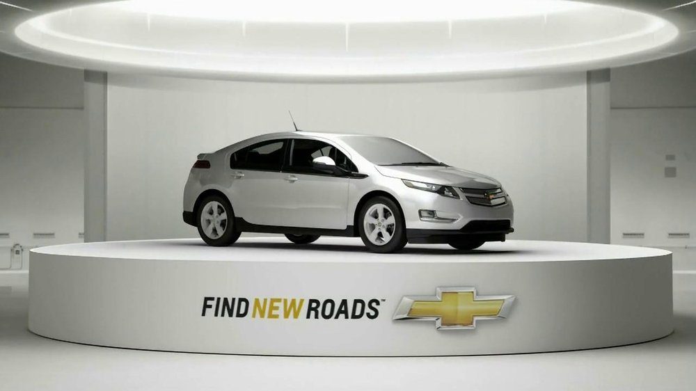 2013 Chevrolet Volt TV Spot, 'Backup Power' - Screenshot 9