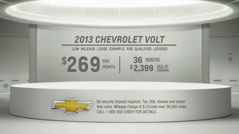 2013 Chevrolet Volt TV Spot, 'Backup Power' - Thumbnail 10