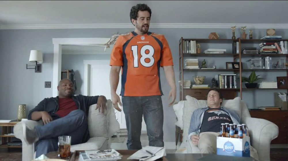DirecTV TV Spot, 'The World's Most Powerful Fan' - Screenshot 9