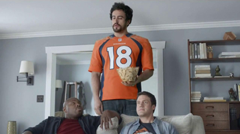 DirecTV TV Spot, 'The World's Most Powerful Fan' - Thumbnail 7