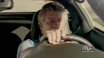 4 Wheel Parts Magnaflow Exhaust TV Spot Featuring Mario Andretti