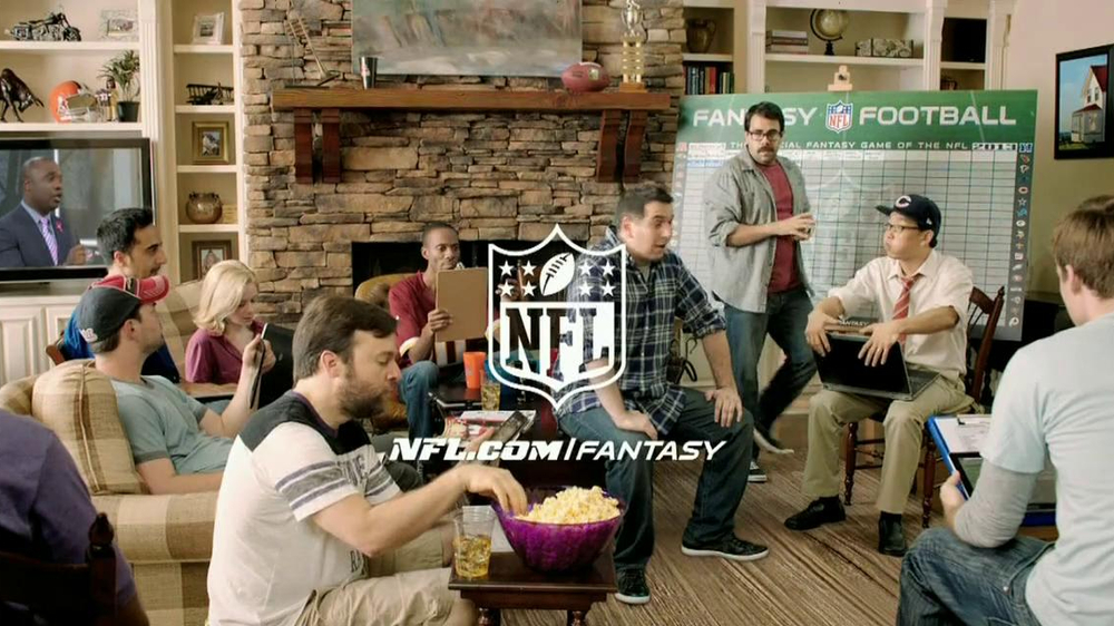 NFL Fantasy Football TV Spot, 'Carry to Victory' - Screenshot 1