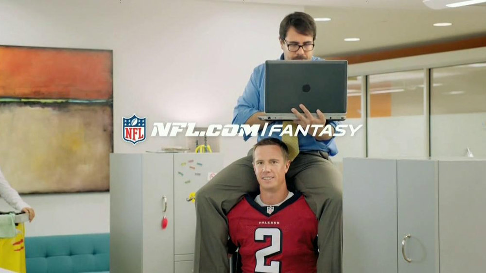 NFL Fantasy Football TV Spot, 'Carry to Victory' - Screenshot 10