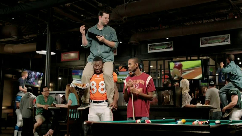 NFL Fantasy Football TV Spot, 'Carry to Victory' - Screenshot 6