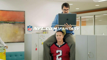 NFL Fantasy Football TV Spot, 'Carry to Victory' - Thumbnail 10