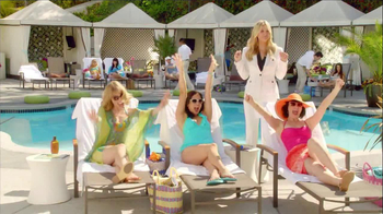 Priceline.com TV Spot, 'Girls Weekend' Featuring Kaley Cuoco