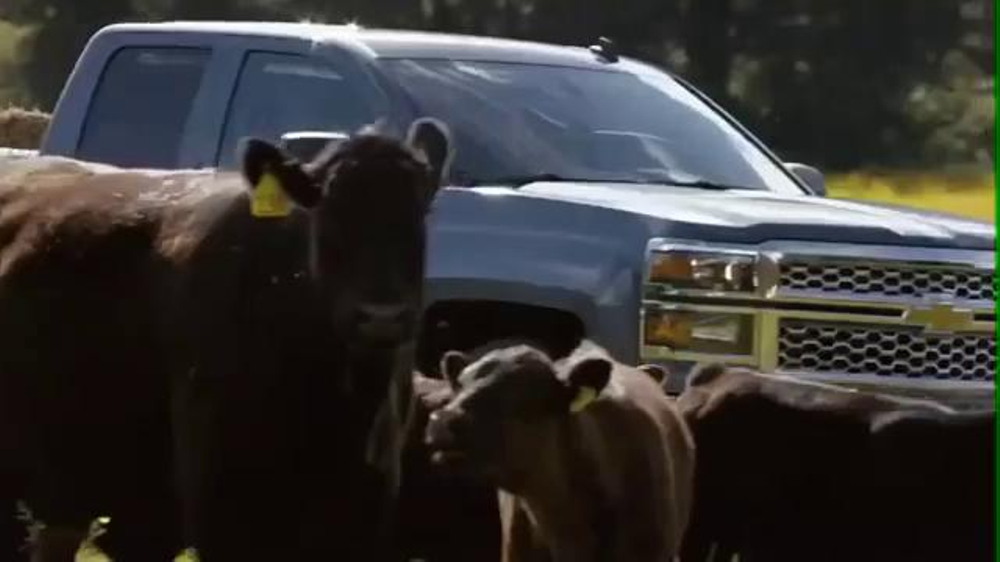 2014 Chevrolet Silverado TV Spot, 'Strong' Song by Will Hoge - Screenshot 9