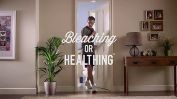 Lysol Power Toilet Bowl Cleaner TV Spot, 'Bleaching or Healthing'