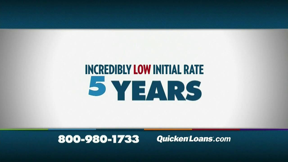 Quicken Loans TV Spot, 'Meet the Amazing 5 Mortgage' - Screenshot 6