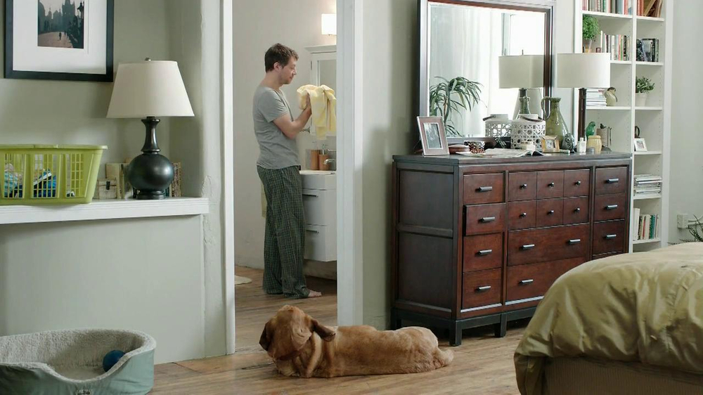 Gain Lift & Lock TV Spot, 'Dog's Towel' - Screenshot 8