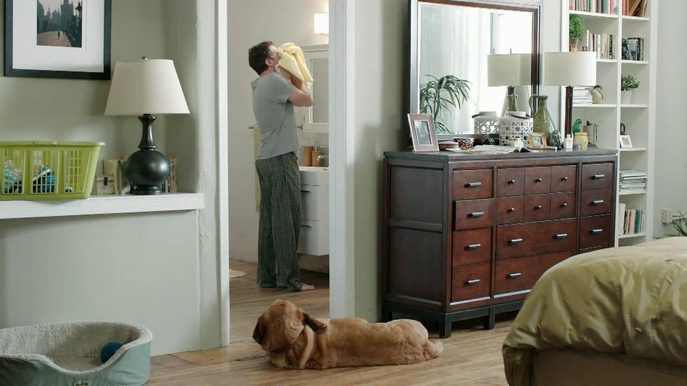 Gain Lift & Lock TV Spot, 'Dog's Towel' - Screenshot 9