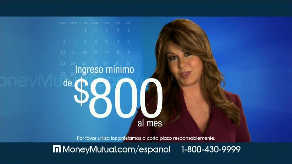Money Mutual TV Commercial, 39;Dinero Ahora Mismo39; [Spanish]  iSpot.tv