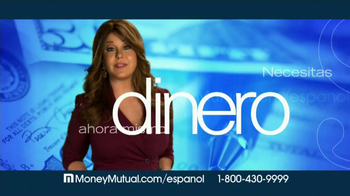 Money Mutual TV Spot, 'Dinero Ahora Mismo' [Spanish] thumbnail