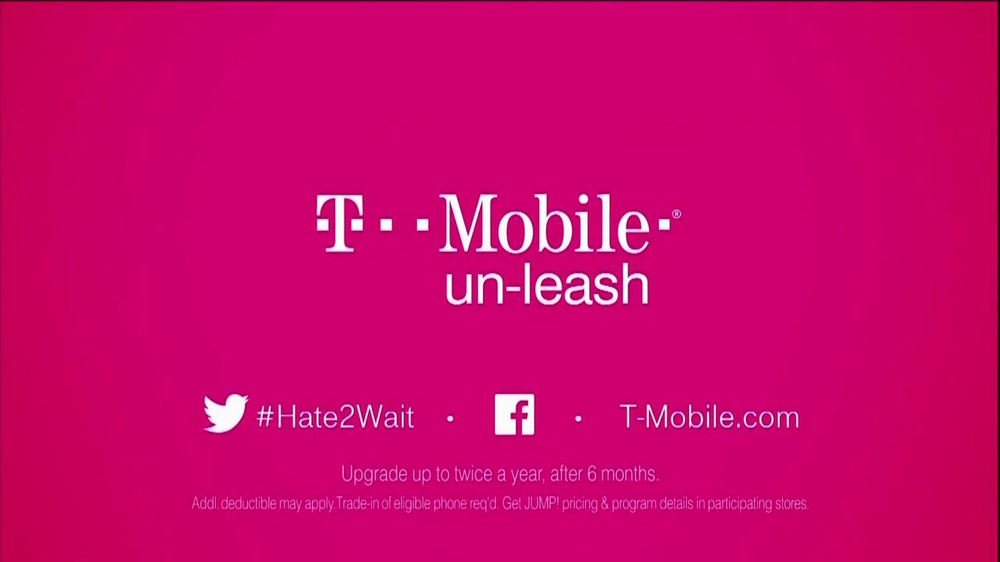 T-Mobile TV Spot, 'Day 392 of 730' Featuring Bill Hader - Screenshot 9