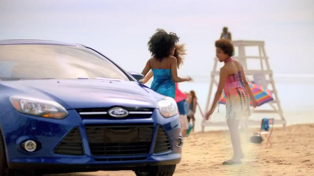 2013 Ford Focus TV Spot, '#FordAnd' - Screenshot 5