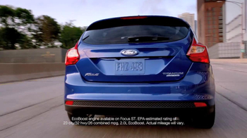 2013 Ford Focus TV Spot, '#FordAnd' - Thumbnail 9