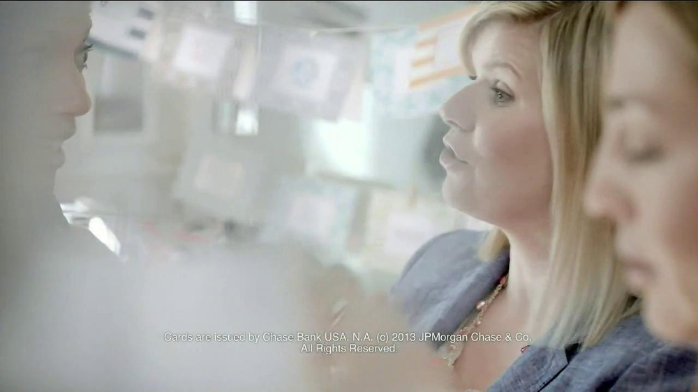 Chase Ink TV Spot, 'The Paper Cottage: Beth and Michelle' - Screenshot 10