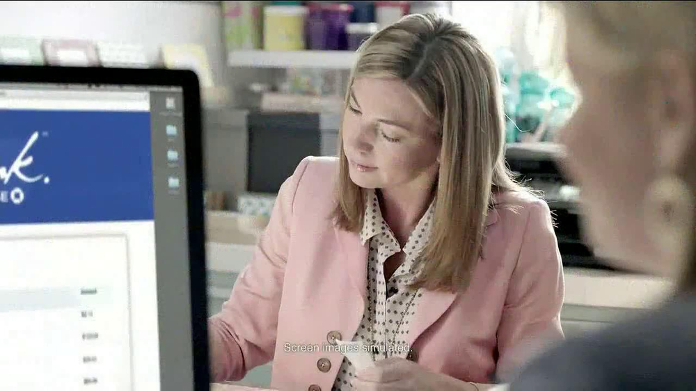 Chase Ink TV Spot, 'The Paper Cottage: Beth and Michelle' - Screenshot 5