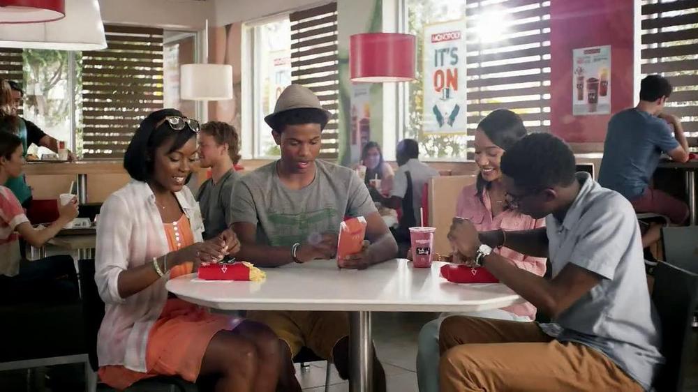 McDonald's Monopoly TV Spot, 'Road Trip' - Screenshot 1