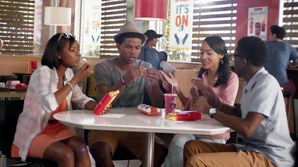 McDonald's Monopoly TV Spot, 'Road Trip' - Screenshot 2