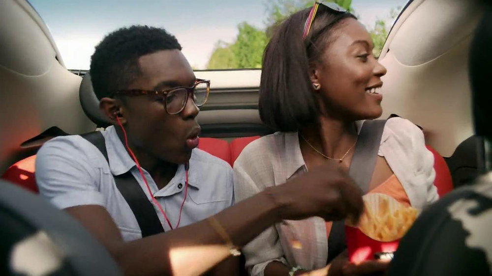 McDonald's Monopoly TV Spot, 'Road Trip' - Screenshot 4