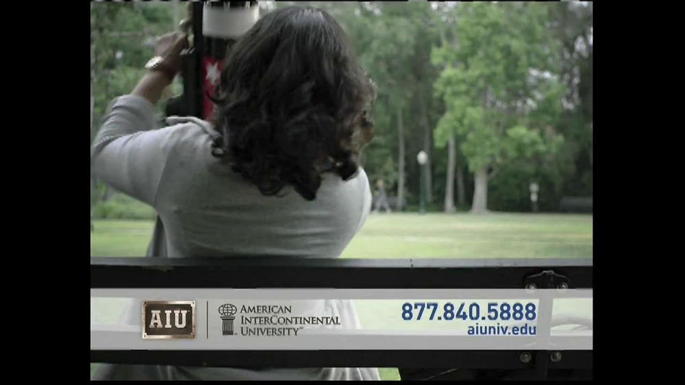 American Intercontinental University Tv Spot Finding