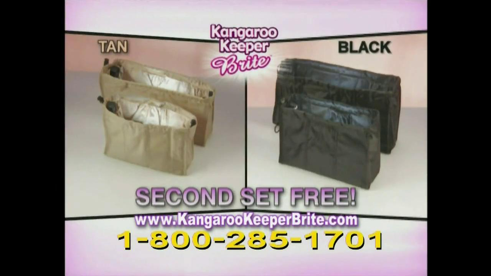 Kangaroo Keeper Brite TV Spot - Screenshot 10