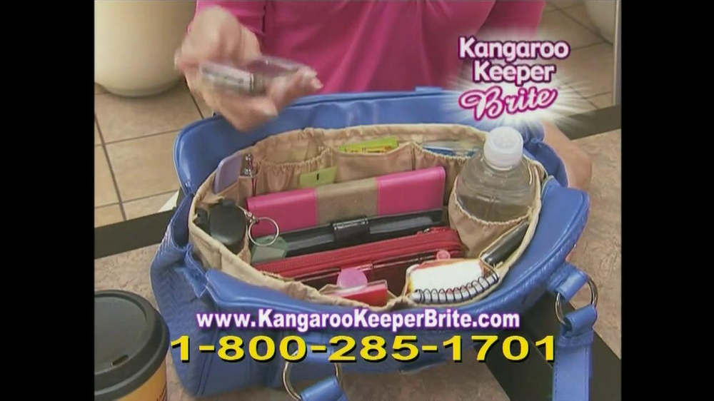 Kangaroo Keeper Brite TV Spot - Screenshot 8