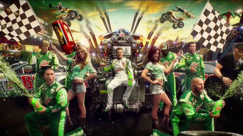 Diet Mountain Dew TV Spot, 'Living Portrait' Featuring Dale Earnhardt, Jr. - Thumbnail 4