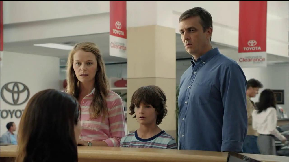 Toyota Nationwide Clearance TV Spot, 'Clarence' - Screenshot 7