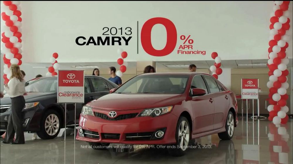 Toyota Nationwide Clearance TV Spot, 'Clarence' - Screenshot 8