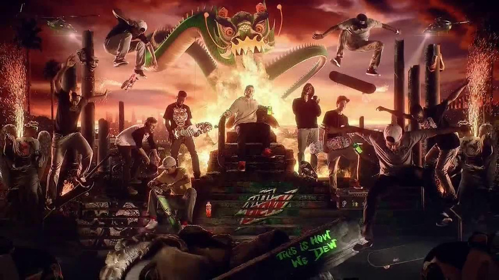 Mountain Dew TV Spot Featuring Paul Rodriguez, Jr., Song by Flux Pavillion - Screenshot 7