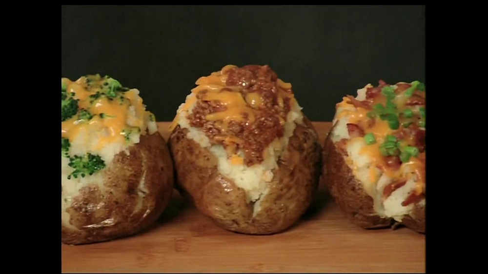Potato Express With Recipe Guide & Super Slicer TV Spot - Screenshot 1