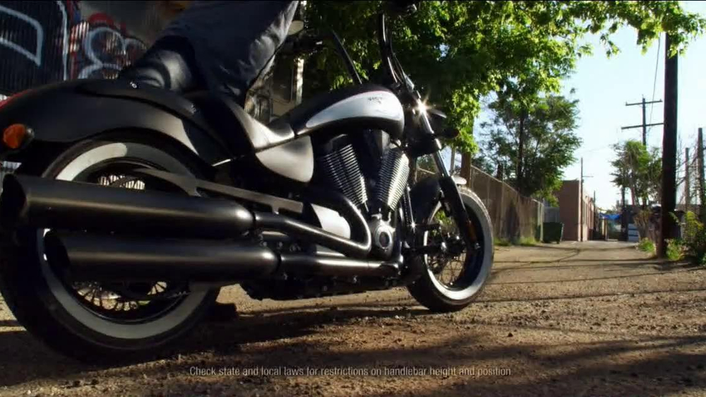 Victory Motorcycles Red Tag Event Tv Commercial