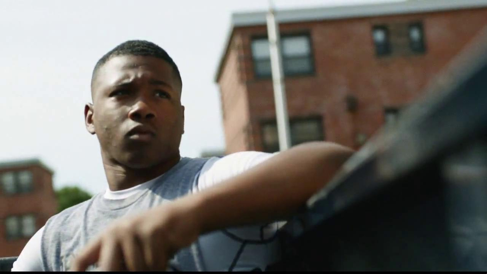Under Armour TV Spot, 'I Will: Football' Song by TNGHT - Screenshot 5