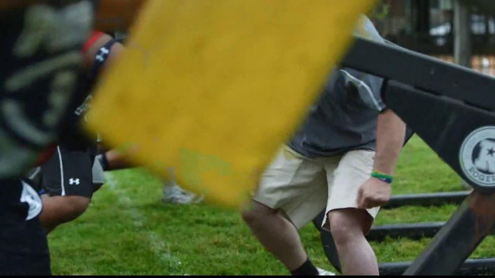 Under Armour TV Spot, 'I Will: Football' Song by TNGHT - Screenshot 6