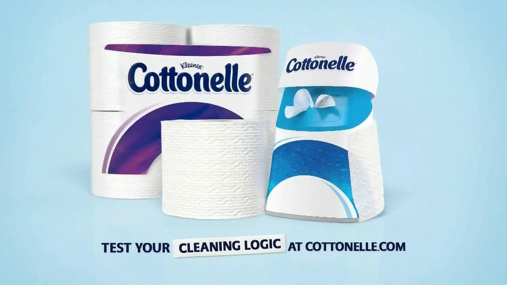 Cottonelle Cleansing Clothes TV Spot, 'Car Wash Without Water' - Screenshot 10