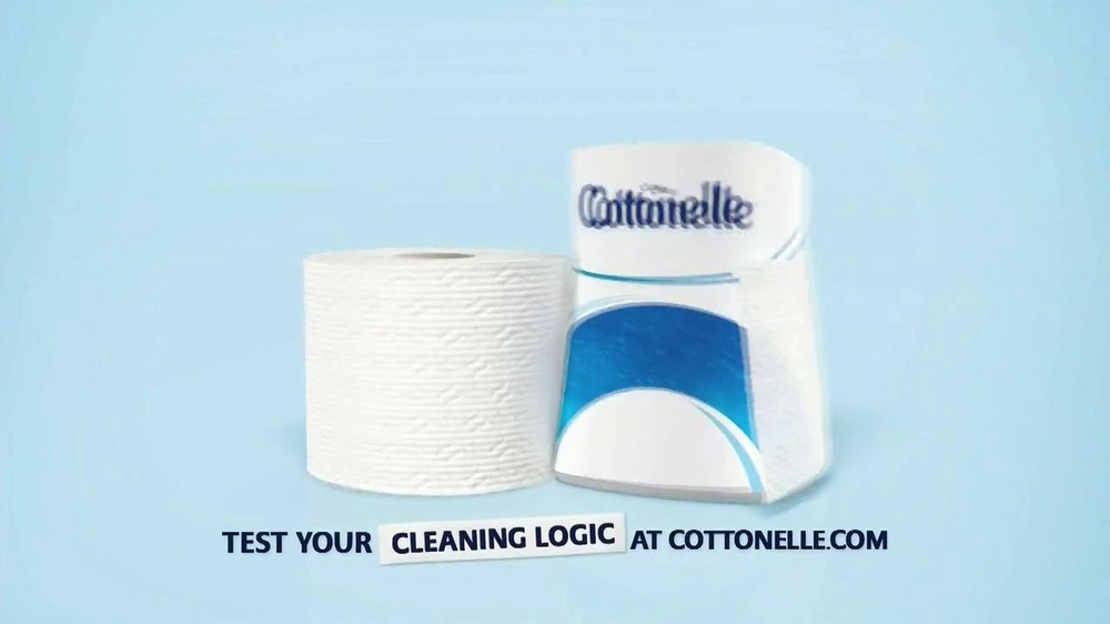 Cottonelle Cleansing Clothes TV Spot, 'Car Wash Without Water' - Screenshot 9