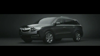 2014 Acura MDX TV Spot, 'Made for Mankind:Reinvention' Song by Benji Hughes