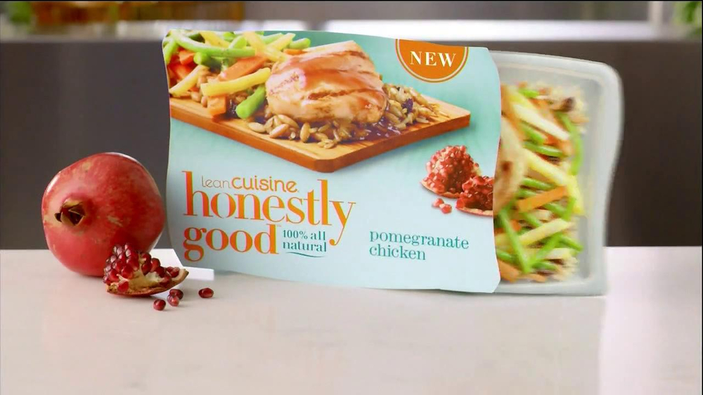 Lean Cuisine Honestly Good TV Spot, 'Au Naturel' - Screenshot 10